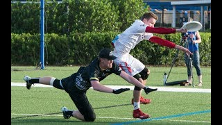 Full Game: Raleigh Flyers at Jacksonville Cannons — Week 8 — AUDL Game of the Week