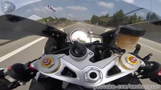 2010 BMW S1000rr - Test Ride, SmackDown, Top Speed