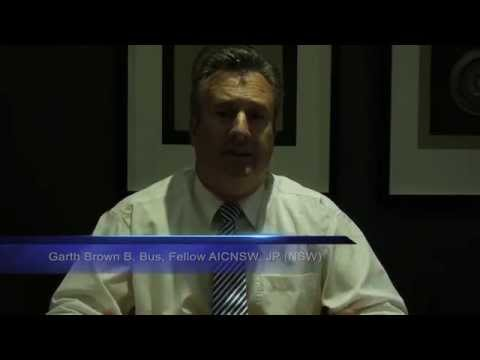 Ask Garth Brown Q4 - What do I do between Exchange of Contracts and Settlement?