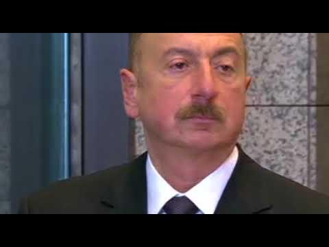 Ilham Aliyev Sad - Грустный Ильхам Алиев