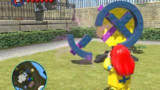 Прохождение игры LEGO MARVEL Super Heroes Свободная игра. 42 серия ОСОБНЯК ЛЮДЕЙ Х