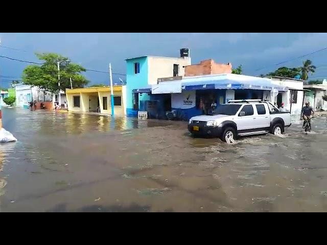 Reporte desde Pescaíto tras la lluvia
