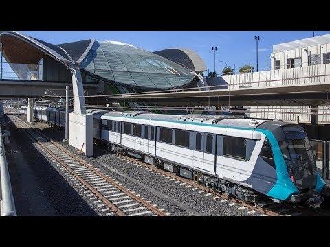 Sydney Metro Bella Vista Station First Look