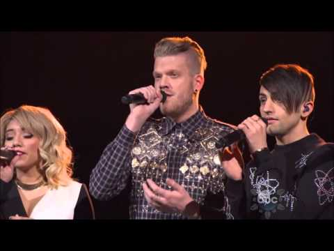 Pentatonix - That's Christmas To Me (CMA Christmas)