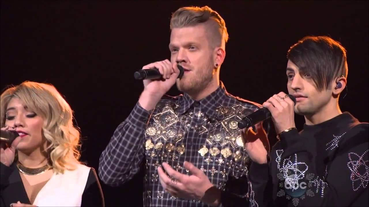Pentatonix - That's Christmas To Me (CMA Christmas) - YouTube