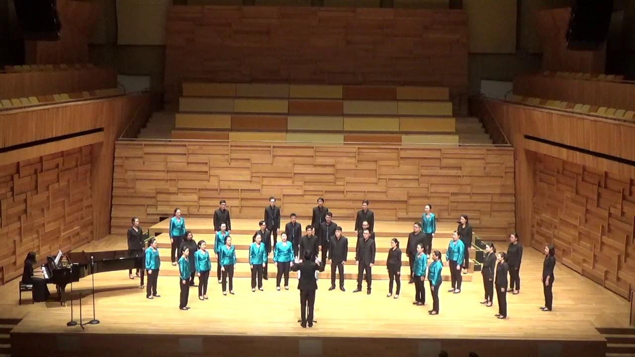 SMU Chamber Choir - A Big White Duck (Ben van Tienen)
