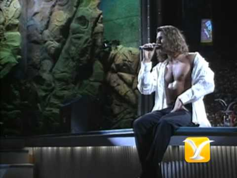 Ricky Martin, Fuego contra fuego (versión acústica), Festival de Viña 1993