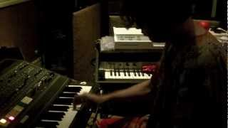 Fixers - in the studio - 09/2011