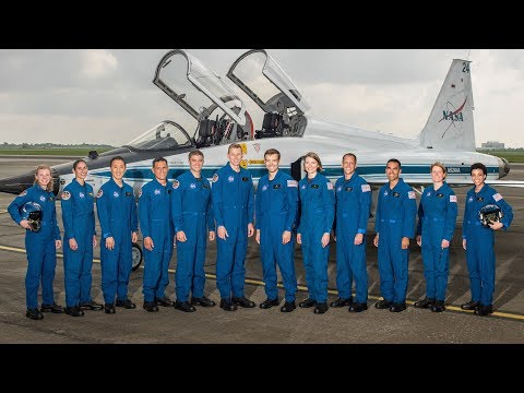 Meet NASA's new class of astronauts