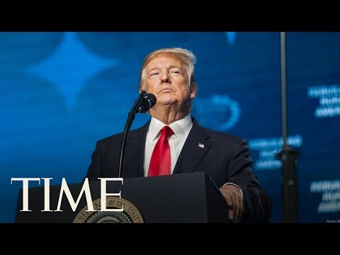 President Trump Speaks At American Farm Bureau Federation's 100th Annual Convention | TIME