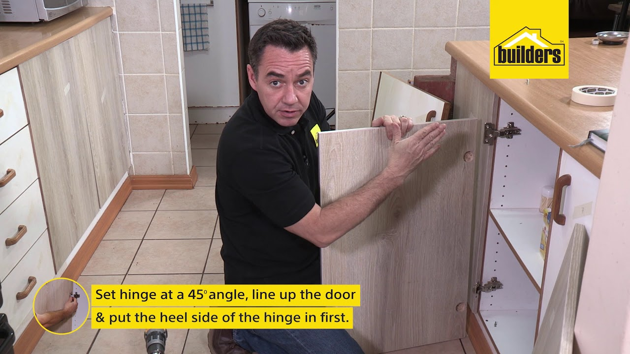 How To Upgrade Your Kitchen Cupboard Doors Youtube