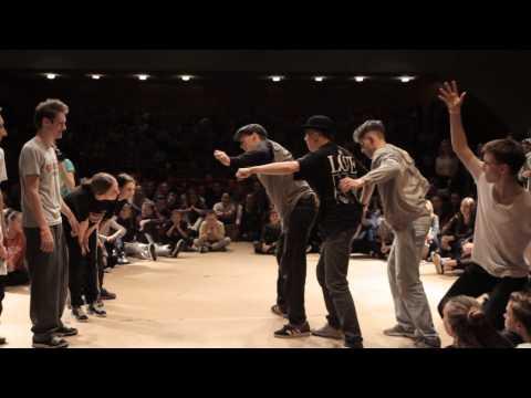 RISE UP 2015 Battles 5vs5 Final C4 vs Ghetto Dance thumbnail