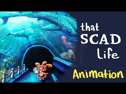 That SCAD Life: Animation Pt1