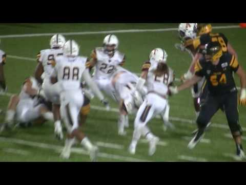 Toledo Rockets Tryna Score Late In The 4th Quarter vs Appalachian State Mountaineers Camellia Bowl