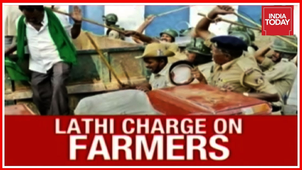 Tear Gas, Lathi Charge Farmers: Is This How We Celebrate Gandhi Jayanti? | To The Point