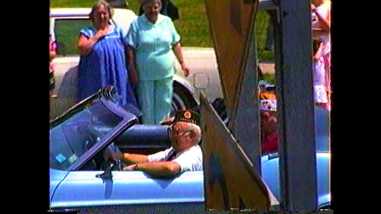 Chazy Memorial Day Parade  5-29-88