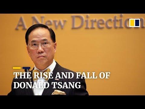 The rise and fall of former Hong Kong Chief Executive Donald Tsang Mp3