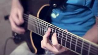 Enter Shikari - Hello Tyrannosaurus, Meet Tyrannicide (guitar cover)