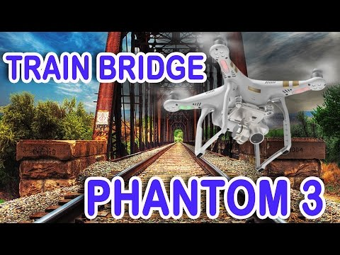 BNSF Bellefontaine Rail Road Bridge, Drone aerial footage, St. Charles County MO