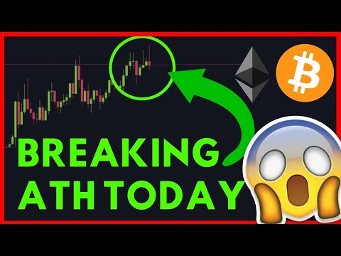 ?ETHEREUM & THESE ALTS BREAKING ATH TODAY! [Live trading] ?