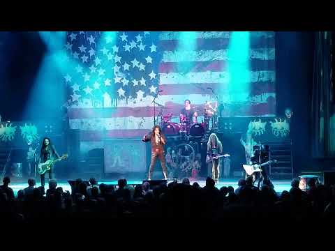 BE MY LOVER  ALICE COOPER LIVE KAUFMAN CENTER FOR PERFORMING ARTS KANSAS CITY MO 8 6 2018