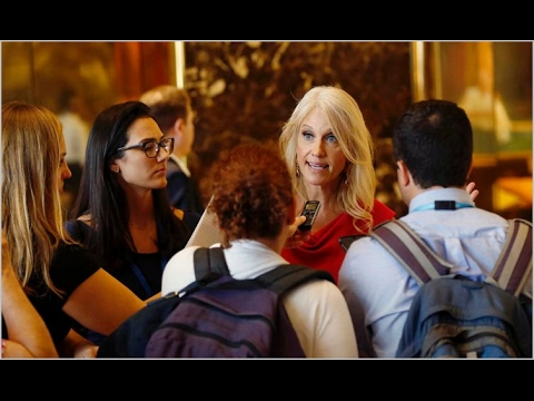 Top oversight lawmakers ask ethics office to recommend discipline for Conway