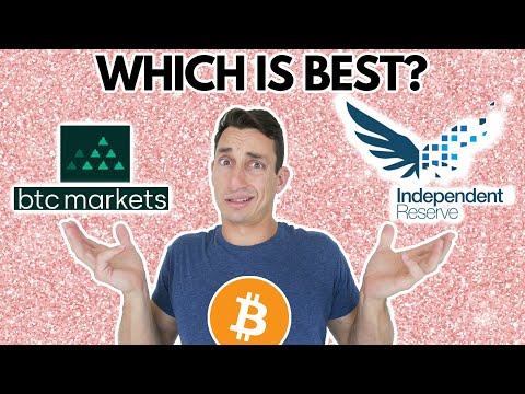 Independent Reserve Vs BTC Markets Review | What Is Australia's Best Cryptocurrency Exchange? (2021)