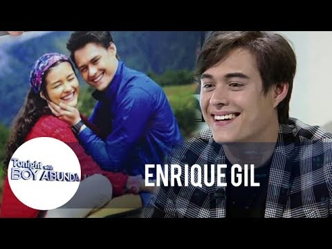 TWBA: Enrique recalls his and Liza's first 'I love you's'