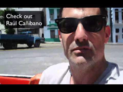Greetings from Havana Cuba Part One