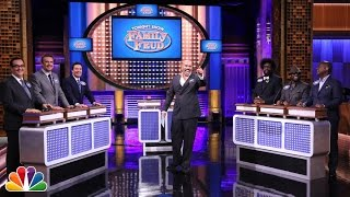 Tonight Show Family Feud with Steve Harvey and Jason Segel thumbnail