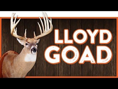 """The """"Lloyd Goad"""" Buck"""