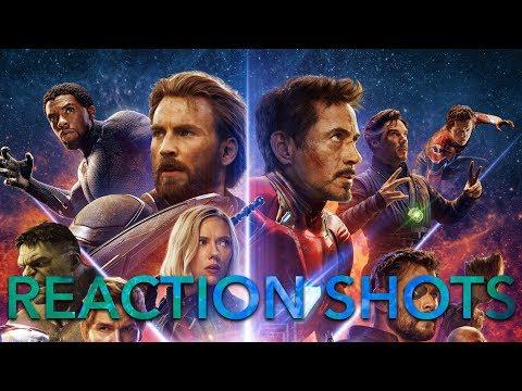 It's a MARVELous Universe! - Reaction Shots Movie Podcast