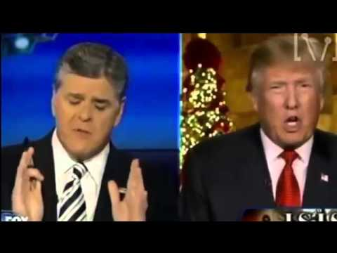 Hannity 12/03/2015 Full Broadcast Hannity Donald Trump interview and discussion on Gun con