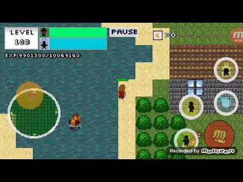 Warriors Z:battle of Dragon:mostrando algumas coisas