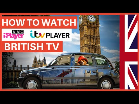 How To Watch UK TV Abroad (BBC IPlayer, ITV Hub & All 4)
