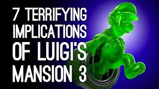 Luigi's Mansion 3 Gameplay: 7 Terrifying Implications of Luigi's Mansion 3