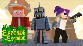 Minecraft: FUTURAMA - O FILME! (Esconde-Esconde)