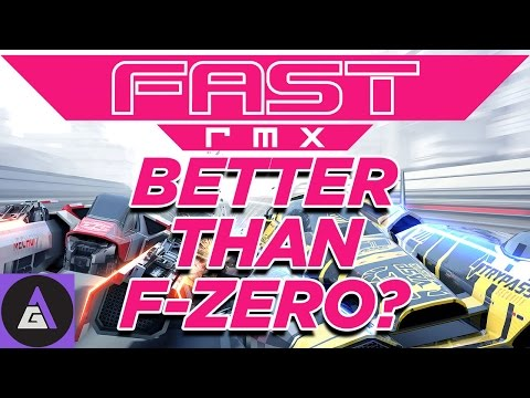 Better Than F-Zero??