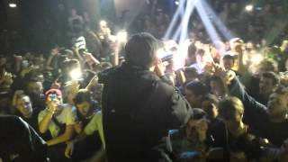Noyz Narcos - alfa alfa - live @ no name club 2014
