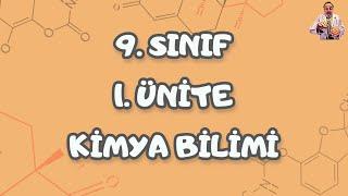1. Ünite ( Kimya Bilimi) 9. Sınıf Sınav Hazırlığı