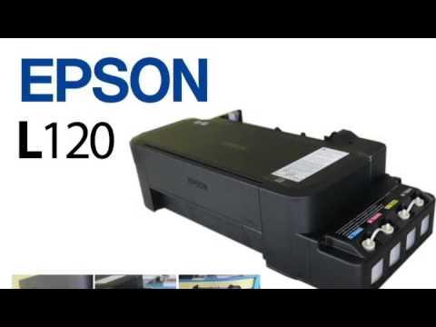 Cara install dan download driver printer epson L120 Di video ini saya berbagi tentang cara install d.