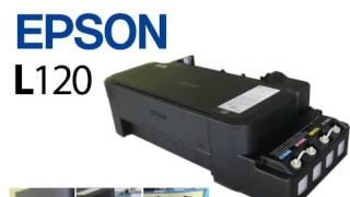 Gambar cover Cara Install Driver Printer EPSON L120