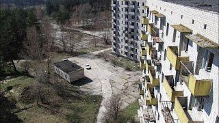 Город-призрак Орбита, Черкасская область. Заброшенный город