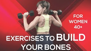 Strength Training to Prevent Osteoporosis 💪
