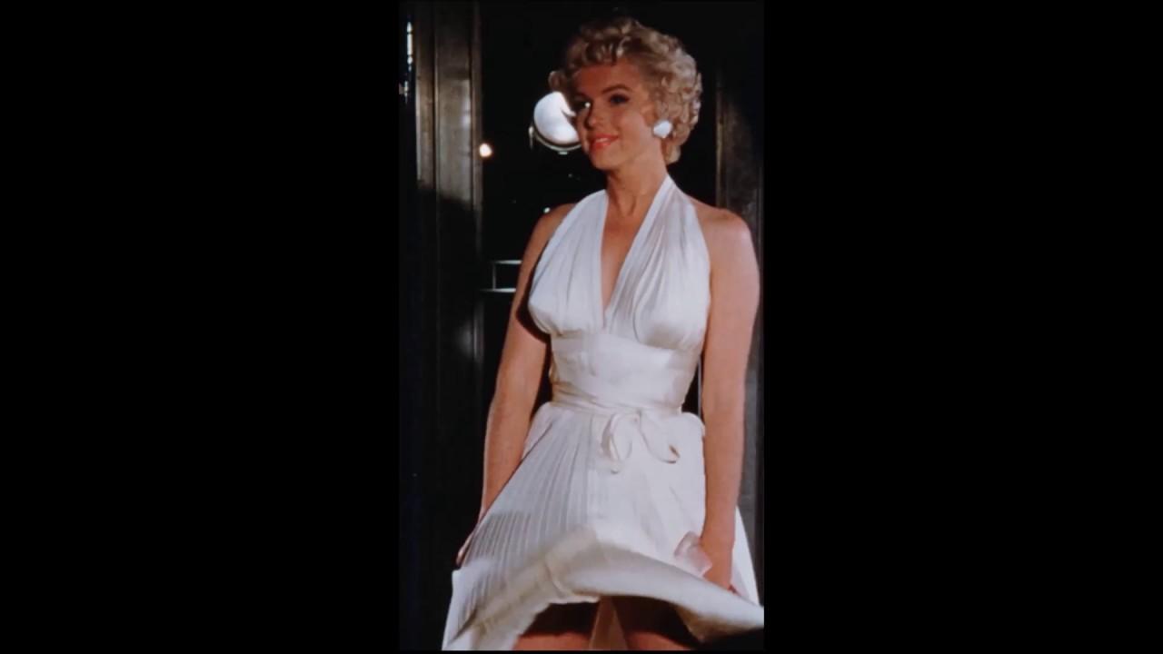 Marilyn Monroe Skirt Up 81
