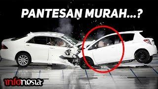 Hasil Uji Tabrak 3 Mobil MURAH LCGC Terpopuler di Indonesia
