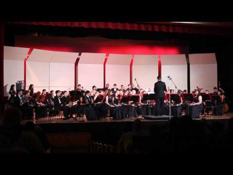 BHS Concert Band - Star Trek Into Darkness