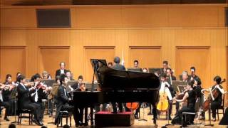 Dai Asai plays F.Chopin Piano Concerto no.1 e-moll op.11 3rd mov.