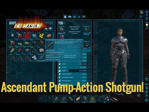 Ark survival evolved ascendant pump action shotgun nuff said ark survival evolved ascendant pump action shotgun nuff said malvernweather Images