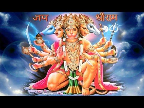 Om Ham Hanumate Namo Namah | Shree Hanuman Ji Mantra | Mantra For God Health